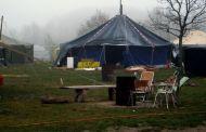 Das Camp ist eröffnet