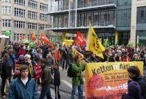 Auftaktkundgebung in Berlin