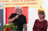 Jochen Stay  mit Vorstandmitglied der AG Silke Westphal